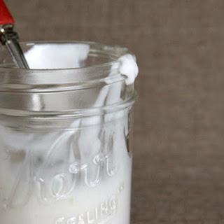 Milk Mayonnaise