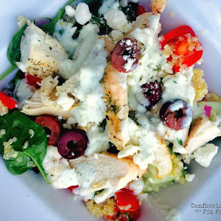 Mediterranean Yogurt Dressing Recipes