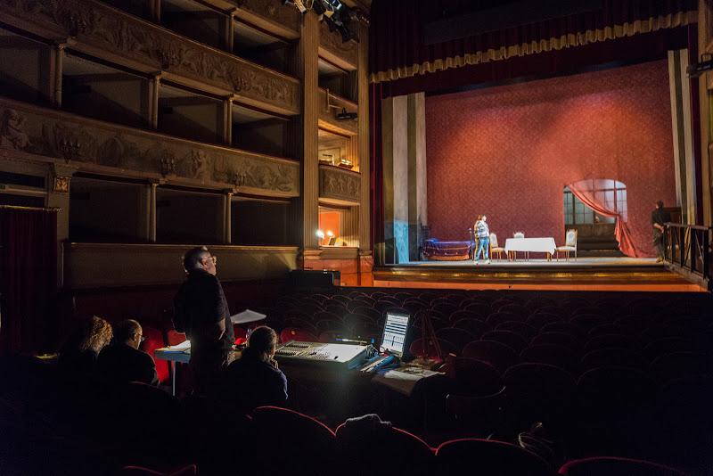Il teatro  di bondell