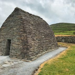 Gallarus Oratory, Dingle, Ireland. by Michael Lunn - Instagram & Mobile iPhone (  )