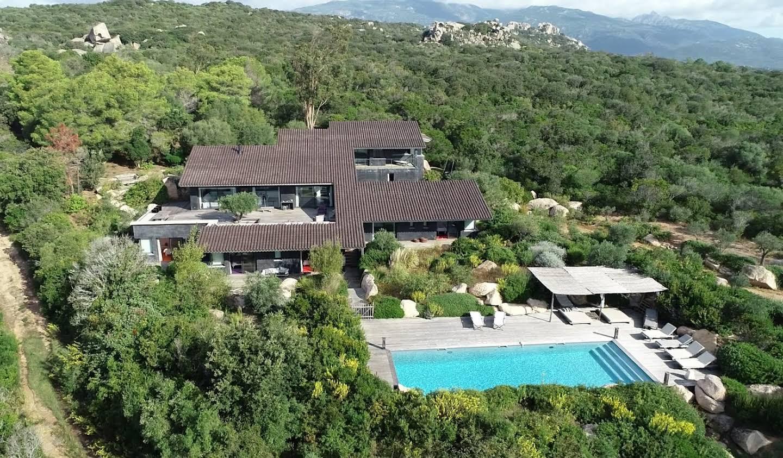 Villa avec piscine et terrasse Pianottoli-Caldarello