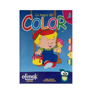 la magia del color ofimak vol 1
