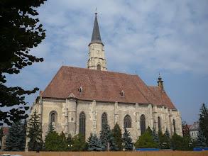 Photo: Szent Mihály-templom az erdélyi gótika legszebb alkotása
