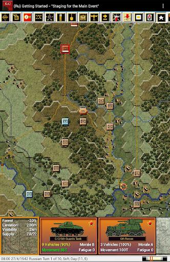 Télécharger Panzer Campaigns - Kharkov '42 mod apk screenshots 1