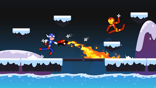 Stickman Fighting - Stickman Supreme Warriors 1.0.34 screenshots 2