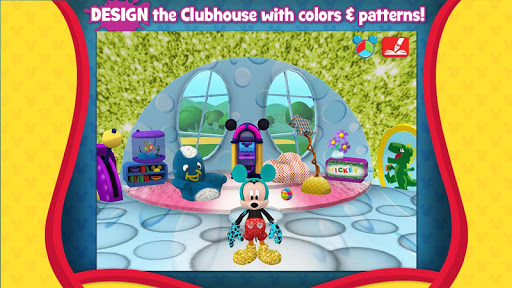 Mickey's Color and Play!