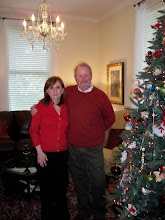 Photo: 2010 December 5 Cavin House (formerly King's Daughters Home) 32 Cemetery Road Home of Renee & Kenny Cavin (pictured)
