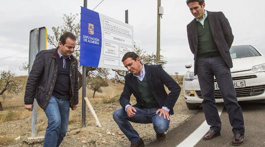 'Acelera': casi 9 millones para la mejora de la Red Viaria Provincial
