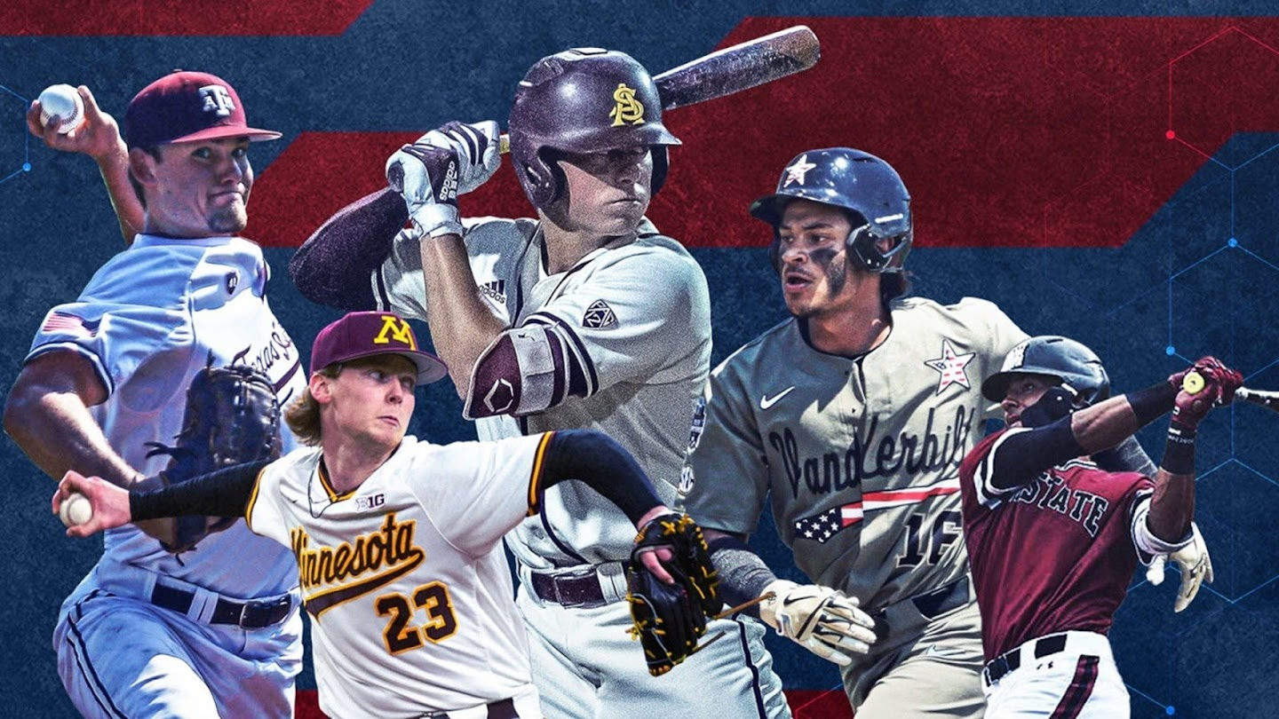 Watch 2020 MLB Draft Preview live