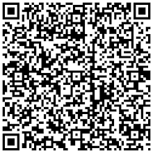 Photo: QR code for MKCL's Pune Address. Point your mobile camera to the code. Use QR code reader. You may use i-nigma or Scanlife 2D barcode QR reader or similar code readers.