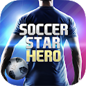 Soccer Star Goal Hero: Score and win the match icon
