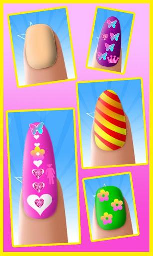 Nail Art Girl Manicure 1.0.0 screenshots 2