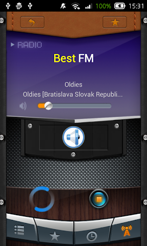 android Radio Slovak Republic Screenshot 5
