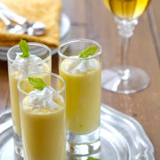 Mango Coconut Mousse.