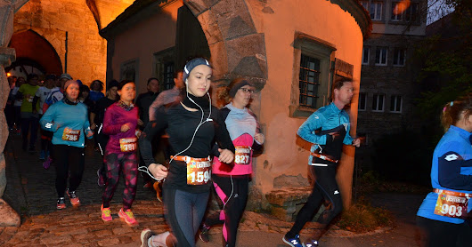 Rothenburger Lichterlauf 2018 Best of