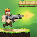Cyber Dead: Metal Zombie Shooting Super Squad icon
