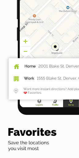 MapQuest: Directions, Maps & GPS Navigation Apk apps 2