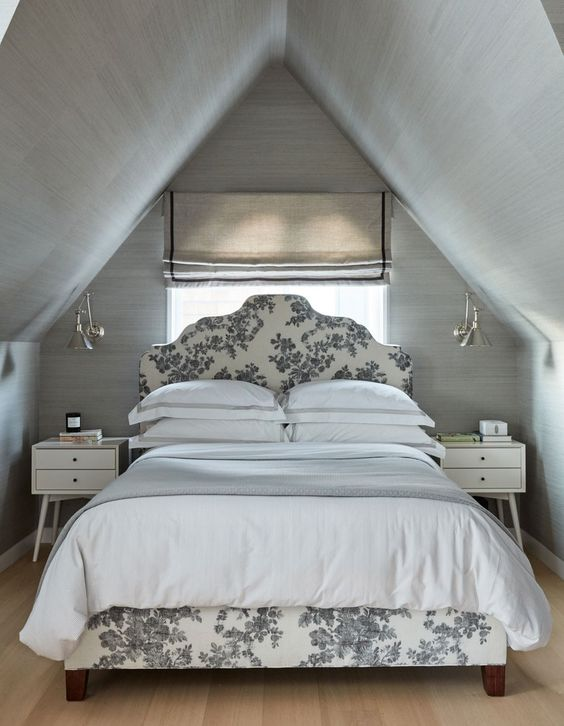 Attractive Women's Bed for Small Bedroom