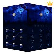 AppLock Live Theme Dark Castle – Paid Theme