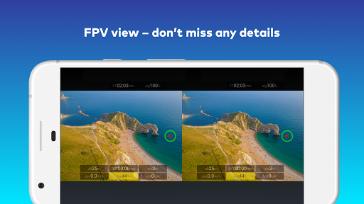 CAVU FPV for DJI GO 4 Drones 1.1.17 screenshots 1