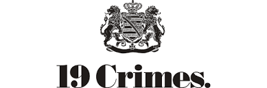 Logo for 19 Crimes Shiraz