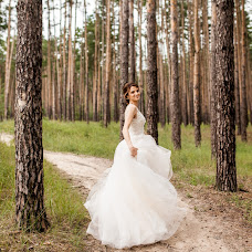 Wedding photographer Yuliya Taranova (Kyrnosik08). Photo of 17.09.2018
