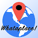 Whataplace-Place Finder Free Icon