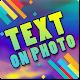 Text On Photo APK