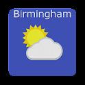 Birmingham - weather icon