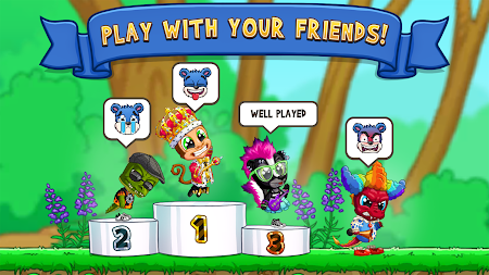 Fun Run 3 - Multiplayer Games APK screenshot thumbnail 2