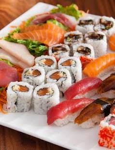 Sushi And Rolls Recipes - náhled