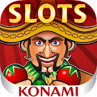 my KONAMI Slots - Free Vegas Casino Slot Machines icon