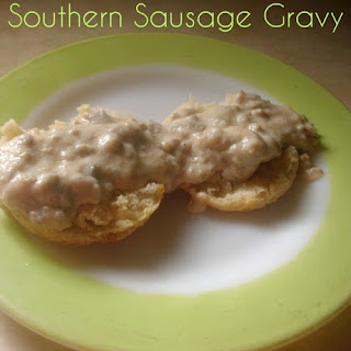 Southern Sausage Gravy.