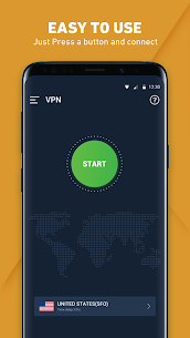Free VPN –  A Secure,Unlimited,Fast,Free VPN Proxy App Download For Android 5