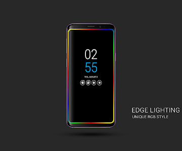 Always on AMOLED | Edge Lighting 🌟 4.0.2 (Pro)