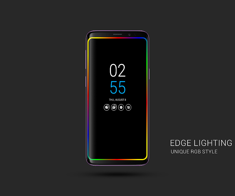 Always On Edge – Edge Lighting v5.3.0 [Pro] APK [Latest]