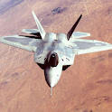 Fighter Combat Aircraft Wallp icon
