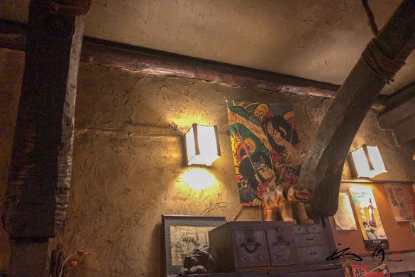 粋な壁飾り