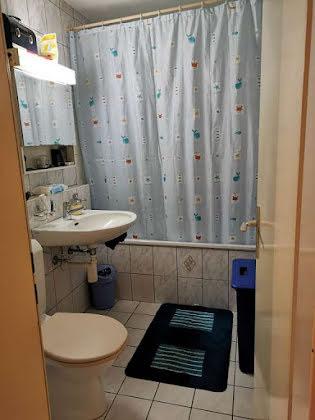 Location appartement meublé 3 pièces 49 m2