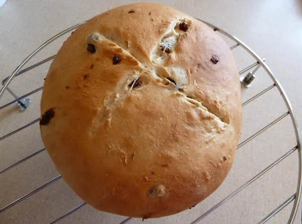T's St. Patrick's Day Bread Recipe