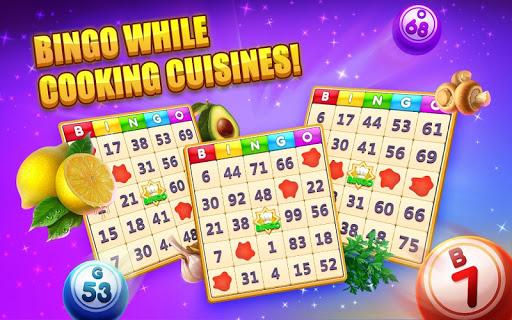 Bingo Cooking Delicious - Free Live BINGO Games 2.6.0 screenshots 5