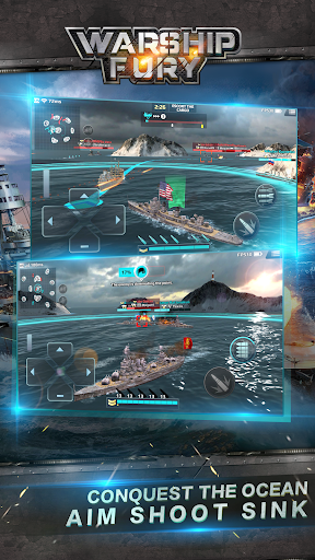 Warship Fury  screenshots 3