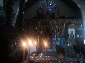 Photo: Uvnitř kostela v Kakopetrii