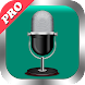 Voice Recorder Pro  High Quality Audio Recording