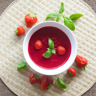 Beetroot Salmorejo Recipe