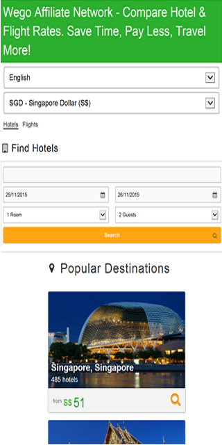 Cheap Hotel & Flight Rates- screenshot