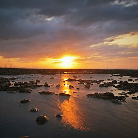 sunset by Casper Prie - Landscapes Sunsets & Sunrises