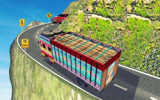 Asian Truck Simulator 2019: Truck Driving Games filehippodl screenshot 1