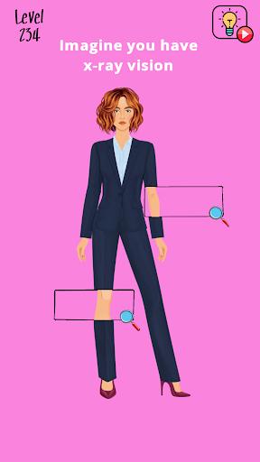 Brain Wash - Amazing Jigsaw Thinking Game  screenshots 2