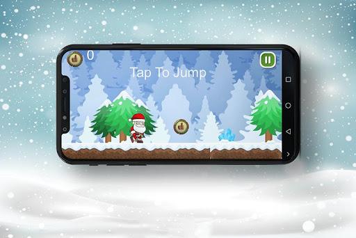 Code Triche New Sunta Run Christmas 2019 APK MOD (Astuce) screenshots 3